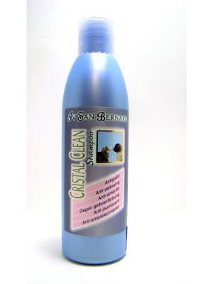 Шампунь Кристал клин д/устранения желтизны шерсти 0,25 л С408 Iv San Bernard. Цвет: голубой