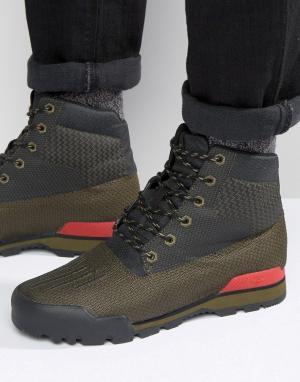 Creative Recreation Ботинки Torello. Цвет: зеленый