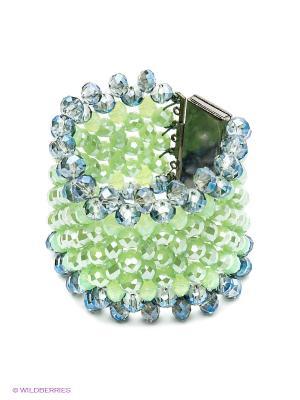 Браслет Kameo-bis. Цвет: зеленый, синий