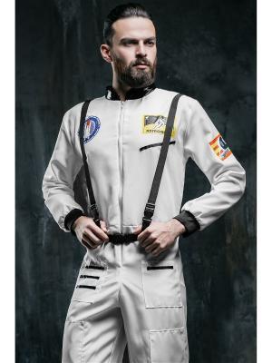 Форма астронавта, космонавта Автостопом по галактике La Mascarade. Цвет: белый, желтый, черный
