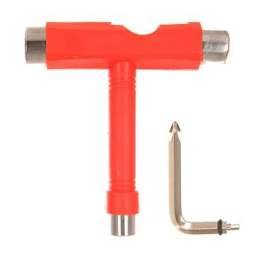 Ключ для скейтборда  Classic Red Turbo-FB. Цвет: красный