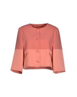 Пиджак LUNATIC. Цвет: лососево-розовый