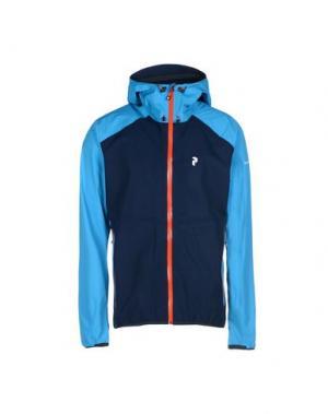Куртка PEAK PERFORMANCE. Цвет: темно-синий