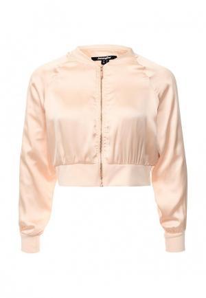 Куртка Jennyfer. Цвет: бежевый