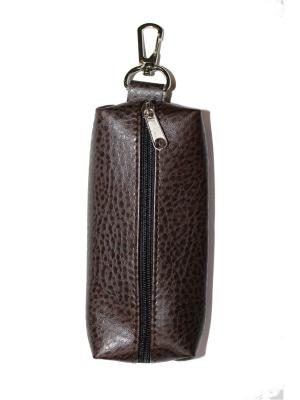 Ключницы Mini. Цвет: коричневый