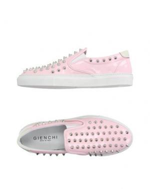 Низкие кеды и кроссовки GIENCHI. Цвет: розовый