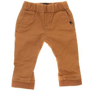 Штаны узкие детские  Tapopantbaby Rubber Quiksilver. Цвет: коричневый