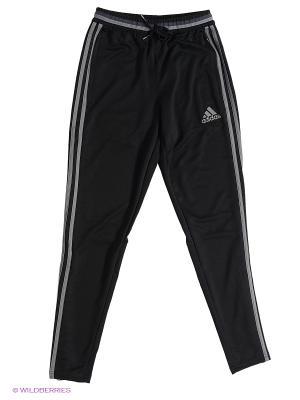 Брюки CON16 TRG PNT Adidas. Цвет: черный