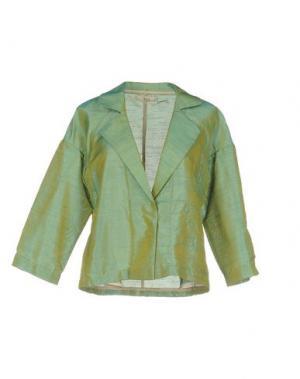 Пиджак M!A F. Цвет: светло-зеленый