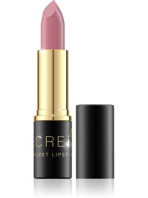 Bell Помада Для Губ Стойкая Матовая Secretale Velvet Lipstick Тон 02. Цвет: бледно-розовый