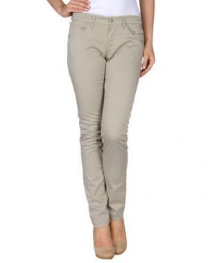 Повседневные брюки NOLITA. Цвет: хаки
