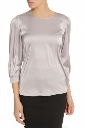 Блуза BGN. Цвет: серый