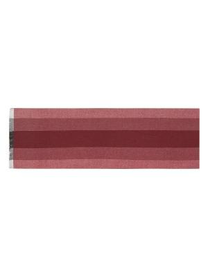 Шарф Labbra. Цвет: бордовый