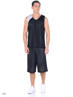 Спортивный костюм для баскетбола Bars. Цвет: черный