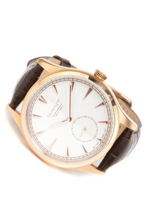 Часы Gant. Цвет: позолоченный