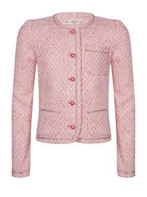 Пиджак, Jada, цвет розовый (Sweet Pink) SUPERTRASH. Цвет: розовый
