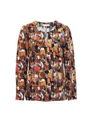 Блузка Endea. Цвет: прозрачный