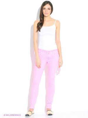Джинсы U.S. Polo Assn.. Цвет: розовый