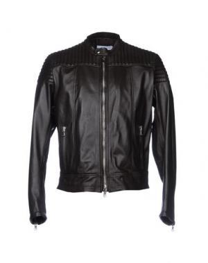 Куртка ALBERTO MORETTI. Цвет: темно-коричневый