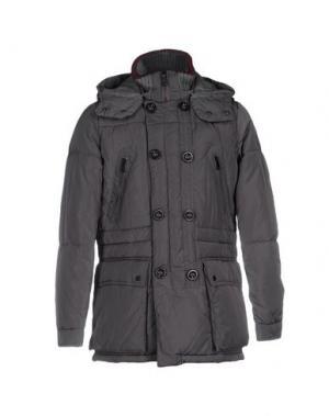 Куртка TAKESHY KUROSAWA. Цвет: свинцово-серый
