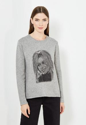 Джемпер Brigitte Bardot. Цвет: серый
