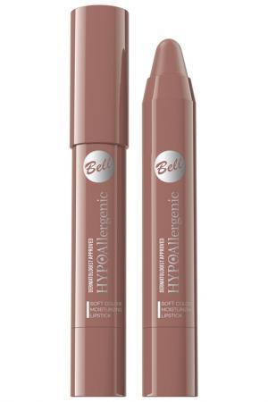 Помада-карандаш для губ тон 06 BELL. Цвет: коричневый