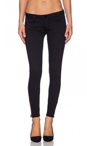 Узкие джинсы Etienne Marcel. Цвет: черный