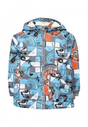Куртка Huppa. Цвет: разноцветный