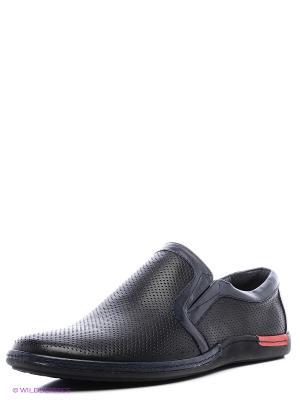 Туфли Spur. Цвет: черный