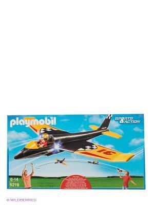 Игры на открытом воздухе Скоростной планер Playmobil. Цвет: черный, желтый