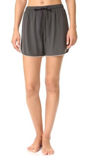 Пижамные шорты Flourless Bea Morgan Lane. Цвет: серый