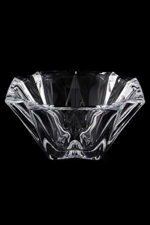 Конфетница 14,5 см Crystalite Bohemia. Цвет: прозрачный
