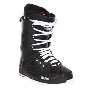 Ботинки для сноуборда  Tm-two Black Thirty Two. Цвет: черный