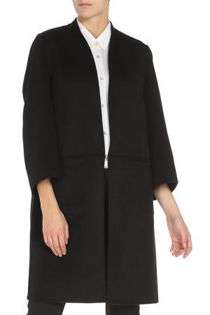 Пальто ZAC POSEN. Цвет: black