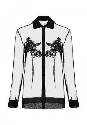 Блуза AK Kondakova by Anastasia. Цвет: черный