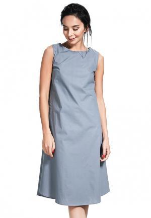 Платье Nothing but Love. Цвет: серый