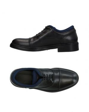 Обувь на шнурках LUCIANO PADOVAN. Цвет: черный