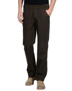 Повседневные брюки MAGILLA. Цвет: темно-коричневый