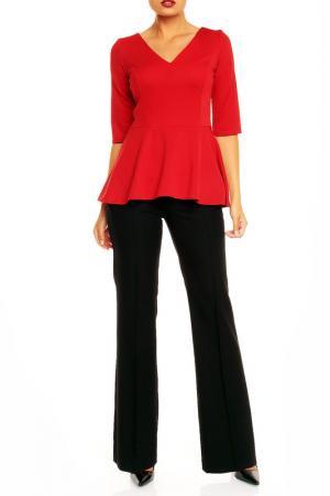 Блуза Karen. Цвет: красный