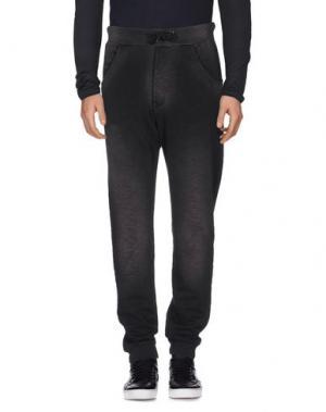Повседневные брюки BOWERY. Цвет: черный