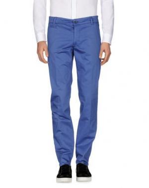 Повседневные брюки HERMAN & SONS. Цвет: фиолетовый