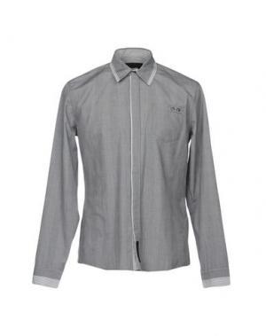 Pубашка ENERGIE. Цвет: серый