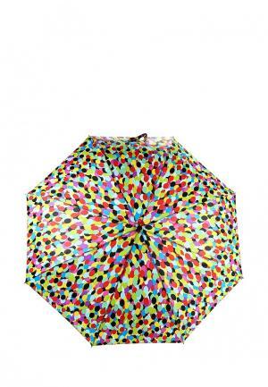 Зонт складной Labbra. Цвет: разноцветный