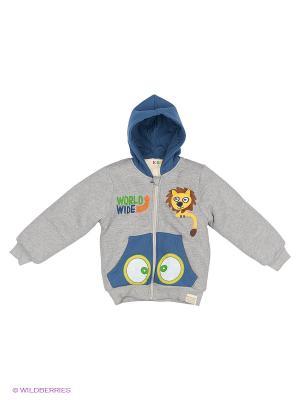 Куртка дет. Kidly. Цвет: серый