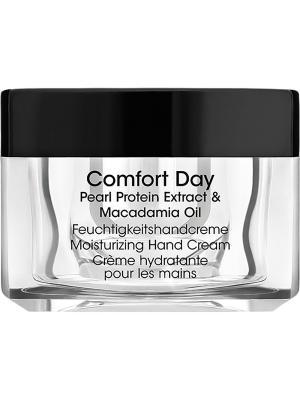 Увлажняющий крем для рук Hydrating Comfort Day alessandro. Цвет: прозрачный