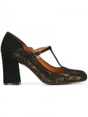 Туфли-лодочки Tipito Chie Mihara. Цвет: чёрный