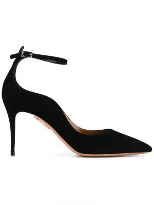 Туфли-лодочки Dolce Vita Aquazzura. Цвет: чёрный