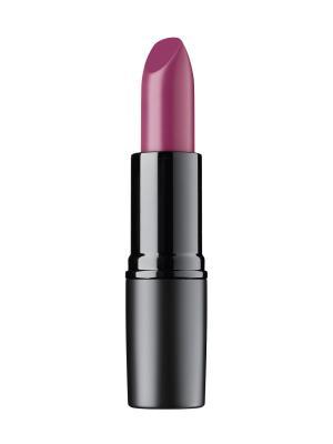 Помада для губ матовая стойкая Perfect Mat Lipstick 148, 4 г ARTDECO. Цвет: малиновый