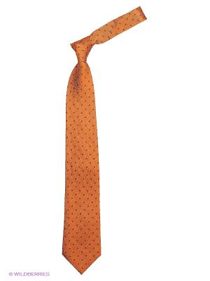 Галстук GIORGIO REDAELLI. Цвет: оранжевый