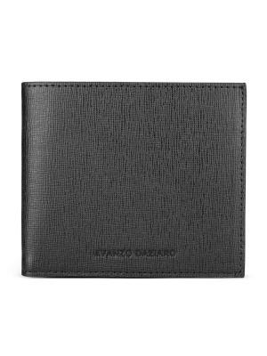 Бумажник Avanzo Daziaro. Цвет: черный